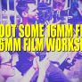Shoot Some 16mm - A 16mm Film Workshop