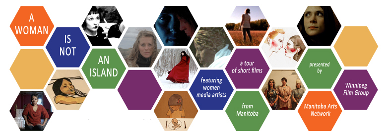"""BLOG: A HAPPY COLLISION – highlighting """"a woman is not an island"""" screening and film tour"""