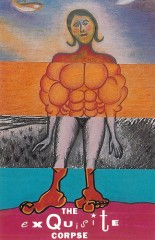 Exquisite Corpse (Foot - Back)