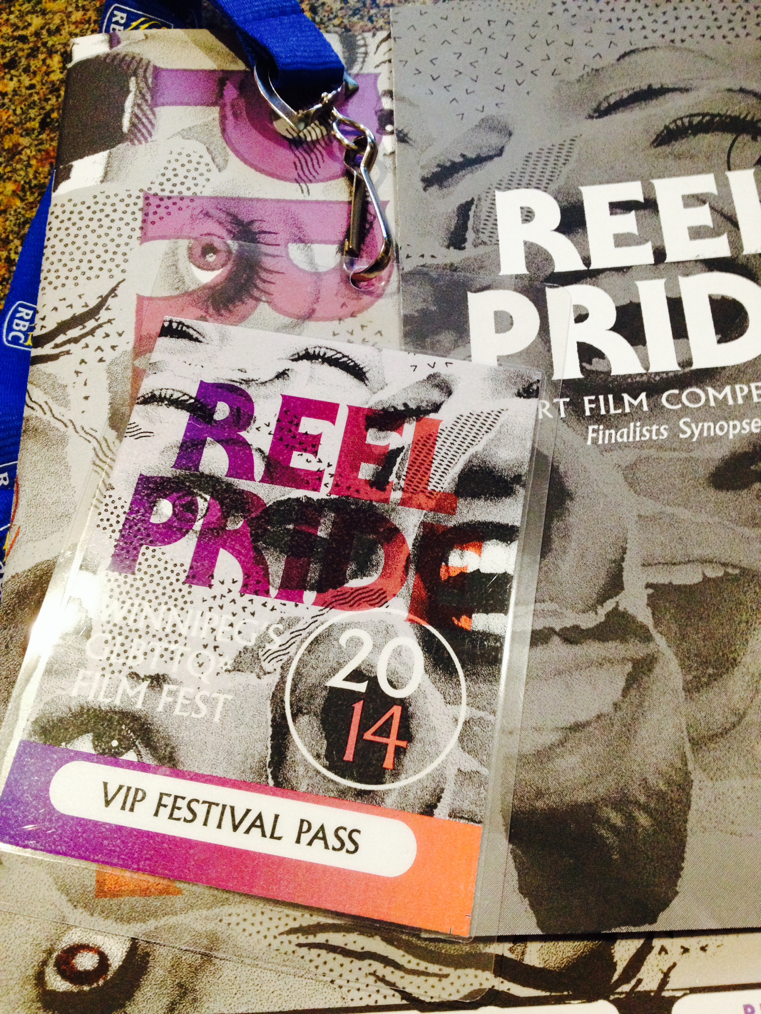 BLOG: Reel Pride