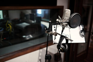 Voice Acting and Recording with Jim VanDusen